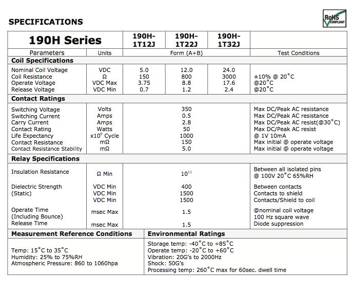 High Power Surfacemount B