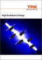 High Breakdown Voltage, Sanyu-USA 2017