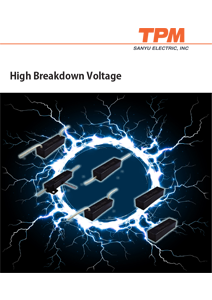 High Breakdown Voltage